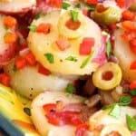 Испанска картофена салата