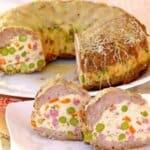 Шарен месен кекс- любим на малки и големи