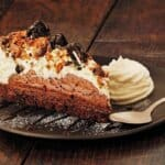 Постна шоколадова торта