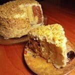 Вита торта с домашен крем