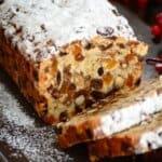 Немски коледен хляб
