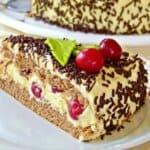 Лесна торта с череши