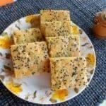 Бърза солена пита с тиквички