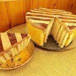 """Бисквитена торта """"Вдъхновение"""""""