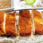 Пиле в къри сос