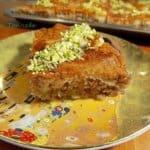 Баклава с кексово тесто