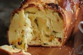 Ароматен домашен хляб