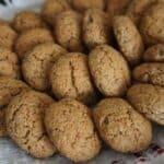 Вкусни бисквити от овесни ядки