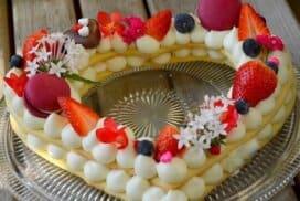 Романтична торта за с повод и без повод