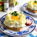 Няма друга толкова лесна рецепта за приготвяне на удивителни яйца! Подходящи, както като закуска, така и като впечатляващо предястие!