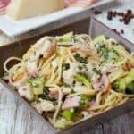 Бърза и вкусна рецепта за спагети