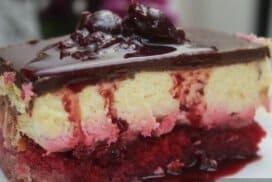 Ефирен, въздушен, плодов десерт с неустоим вкус