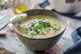 Една различна рецепта от две традиционни продукта за вкусна крем супа