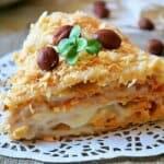 Тази нетрадиционна за сладкиш съставка превърна този един любим десерт в изумително изкушение