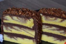 Един десерт, а цял ураган от вкусове! Опитайте!