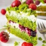Нежна, ефирна, удивителна и лесна за приготвяне торта! Съставките ѝ изненадват, а вкусът ѝ е запомнящ се!
