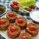 Най-ефектната доматена салата
