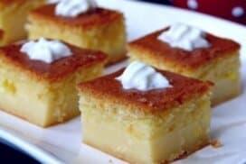 Магично вкусен десерт! Бързо ще се превърне в неизменна част от вашата трапеза!
