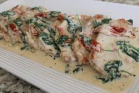 Ужасяващо вкусни пилешки пържоли по рецепта от Тоскана
