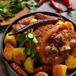 Рецептата, която всеки трябва да запомни! Супер крехък джолан с хрупкави зеленчуци!