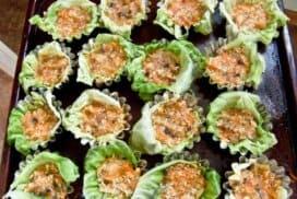 Супер предложение за почитателите на сармите! Вкусно лятна рецепта без кисло зеле и лозов лист!