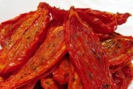 Супер трик за вкусни, домашно приготвени сушени домати! Вижте!