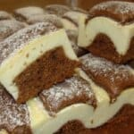 Този десерт умело съчетава страхотния вкус на какаото с деликатното крем сирене