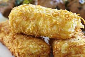 Хрупкави, рошави картофи по френска рецепта