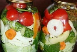 """Запазете зеленчуците хрупкави за по-дълго време с рецептата за тази страхотна туршия """"Асорти"""""""