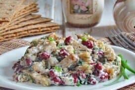 Бърза и много вкусна салата от фасул