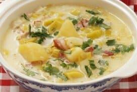 Сгряваща супа от колбас по-стара италианска рецепта