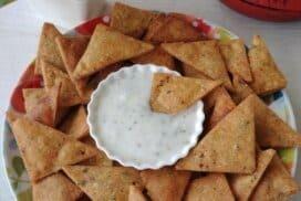 Супер рецепта за домашен тортила чипс