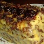 Божествена постна шоколадова торта с неустоим портокалов крем