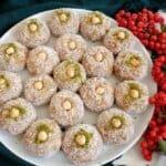 Уникална рецепта за бърз и изумителен десерт с плода на сезона! Без брашно, а толкова красиво и апетитно!