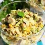 Лесна и необичайно вкусна салата от зеле