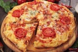 В това блюдо успешно се съчетаха две от най-популярни и любими италиански ястия. Опитайте!