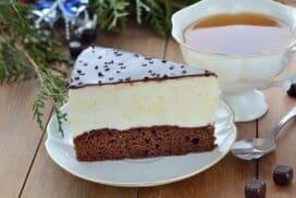 Един деликатен десерт, който съчетава финия вкус на суфлето с незабравимото брауни