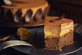 Фантазия от банан и шоколад смело се преплитат в този вълшебен десерт!