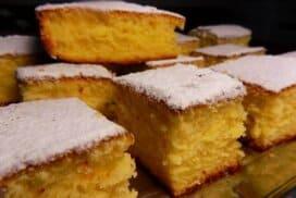 Мек и сочен кекс с лимонада! Сладкишът остава такъв и на другия ден!