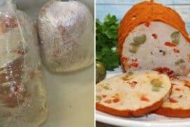 Вкусна вариация на традиционен италиански колбас