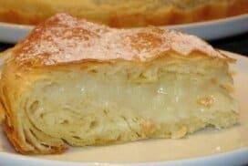 Десертът на Фараона- въздействащо на всички сетива предложение от източната кухня