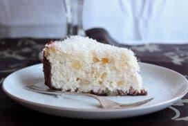 Превъзходен десерт, съчетаващ финия вкус на кокоса и нежни нотки ананас