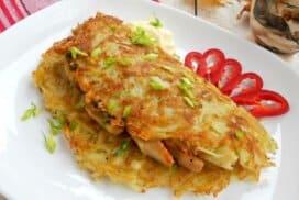 Супер ястие само от любими продукти! Толкова е апетитно, че ще измести пържолите с гарнитура от трапезата!