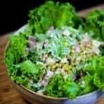 Питателна салата с екзотичен привкус