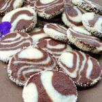 Приказни двуцветни сладки! Впечатляващи и страшно вкусни!