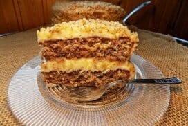 Ето съвършената рецепта за най-вкусната домашна орехова торта