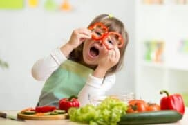 С какво да заменим вредните детски храни?