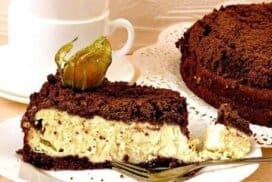 Десерт мечта- нежна плънка и вкусен маслен блат! Опитайте!