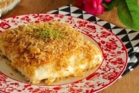 Вълнуващ десерт от турската кухня! Вкусен и нежен!