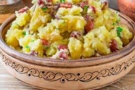 Картофената салата, такава каквато не сте предполагали, че може да бъде! Опитайте!